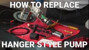 Hanger Style Fuel Pump
