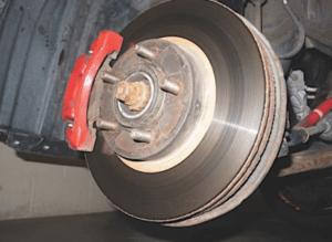 Brake Pad Contamination | Know Your Parts