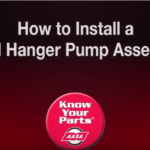 Install Fuel Hanger Pump Assembly