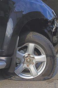 wheel-bearing-flat-tire