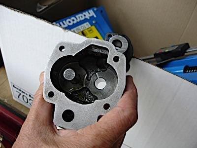Oil Pump Cutaway