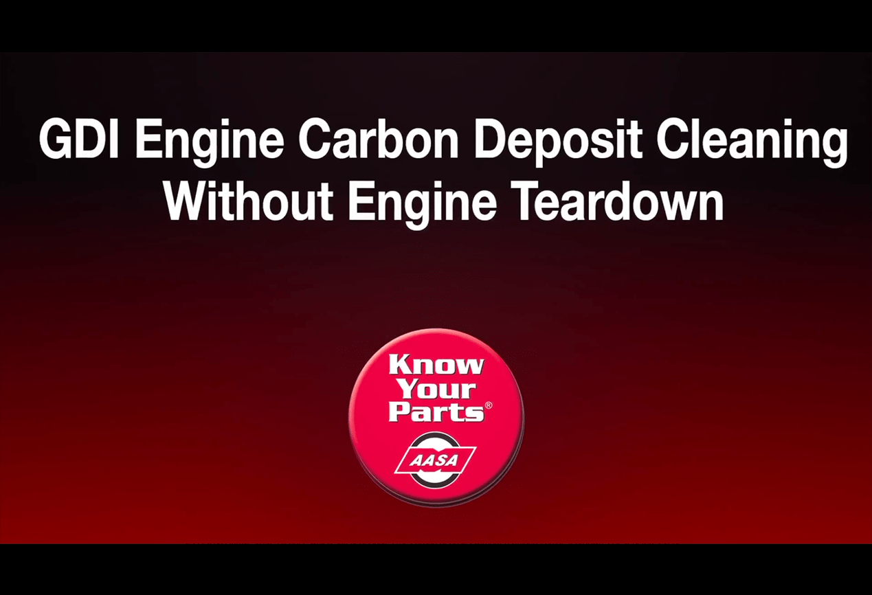 Cleaning GDI Carbon Deposits w/o Engine Teardown - Know Your Parts