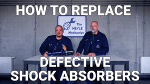 How to Replace Defective Shock Absorbers