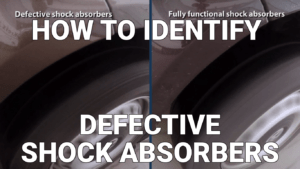How to Identify Defective Shock Absorbers