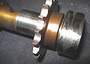 High Pressure Fuel Pump Eccentric