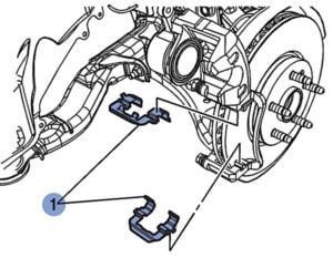 [SCHEMATICS_4US]  5th Generation Buick Regal Brake Pad and Rotor Replacement - Know Your Parts | Buick Brakes Diagram |  | KnowYourParts