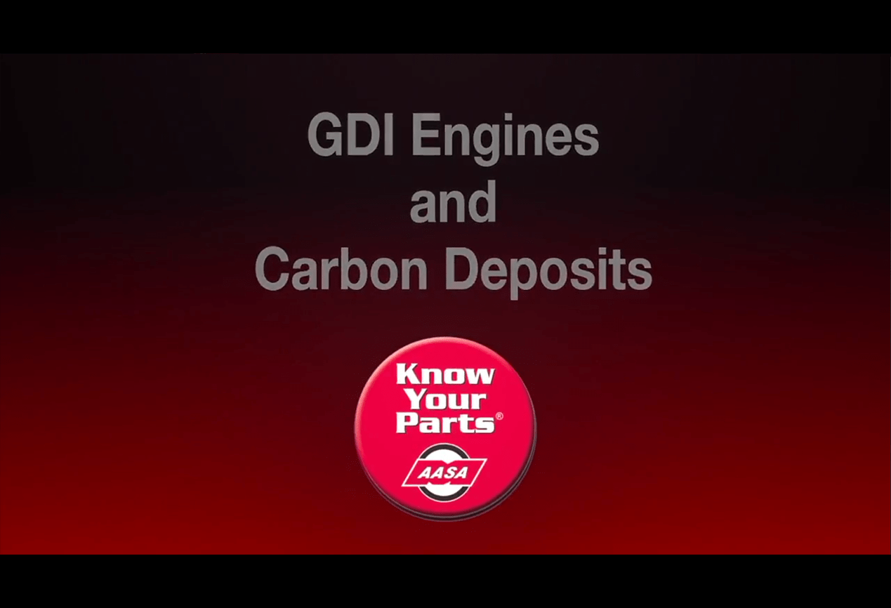 How To Prevent Engine Deposits Know Your Parts Chevy 4 3 Tbi Schematic Gdi Engines And Carbon Buildup