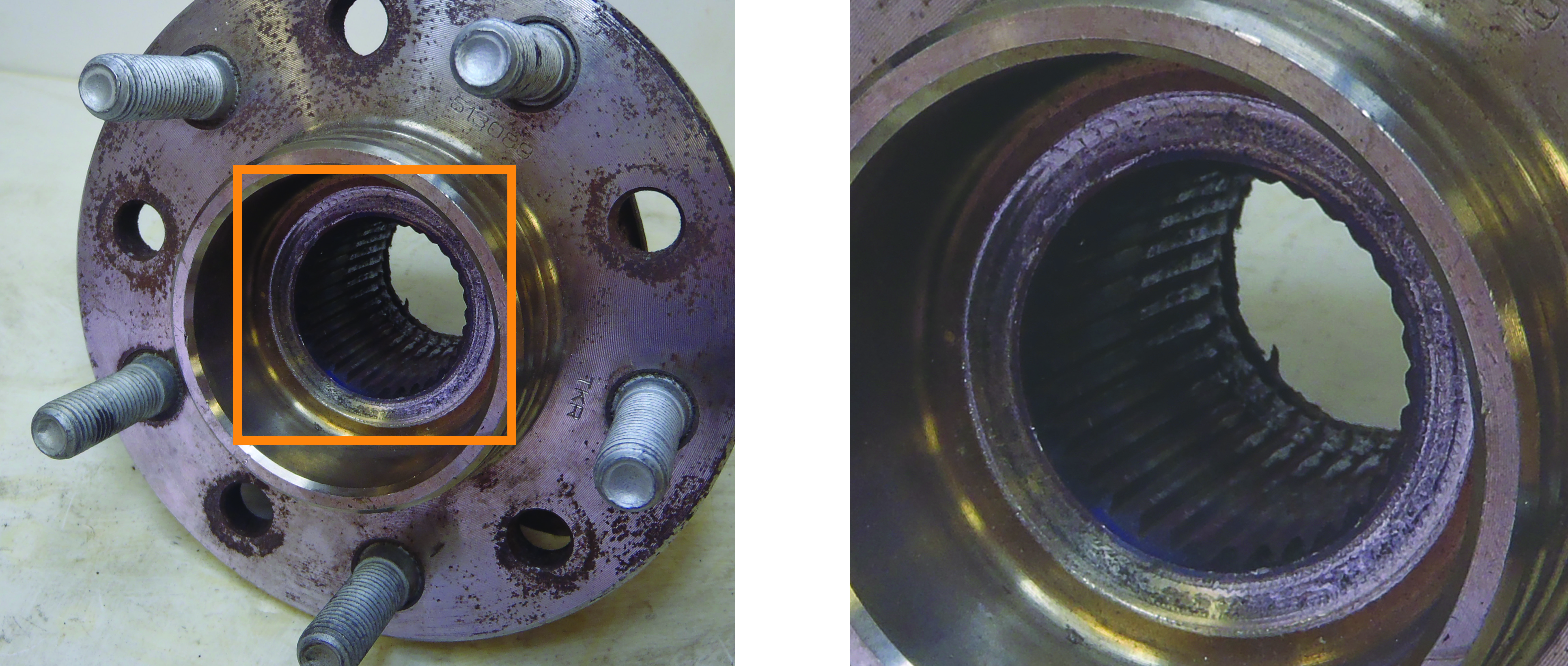Wheel Hub and Bearing Damage Analysis Guide - Know Your Parts