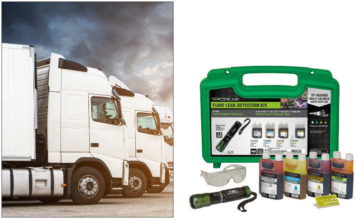 Heavy Duty and Fleet Leak Detection