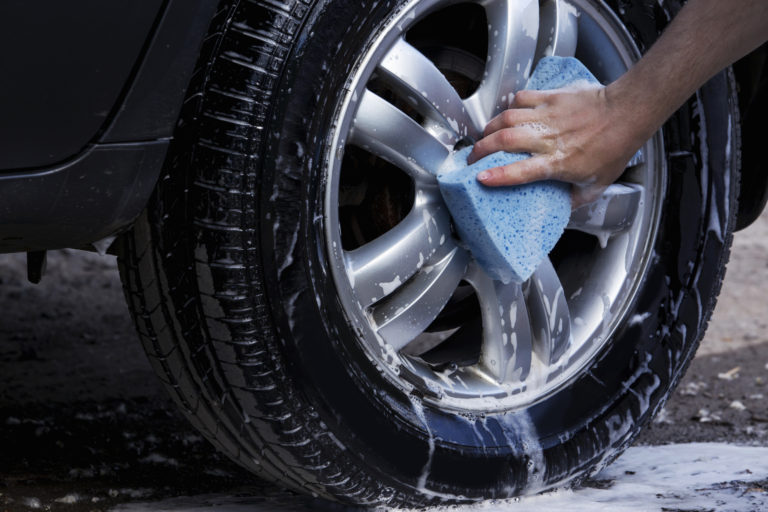 Properly cleaning and maintaining your tires.