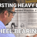 adjusting bearing