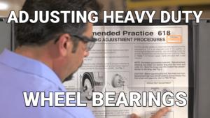 adjusting bearing