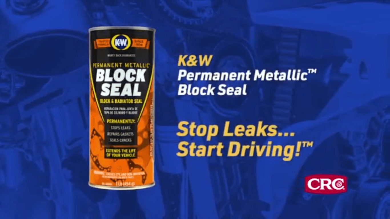 K W Permanent Metallic Block Seal Know Your Parts