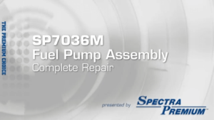 02 Dodge RAM 2500 Fuel Pump Replacement