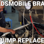 96 Oldsmobile Bravada Fuel Pump Replacement