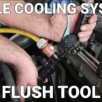 冷却系统冲洗工具