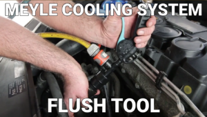 Cooling System Flush Tool