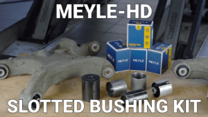Slotted Bushing Kit