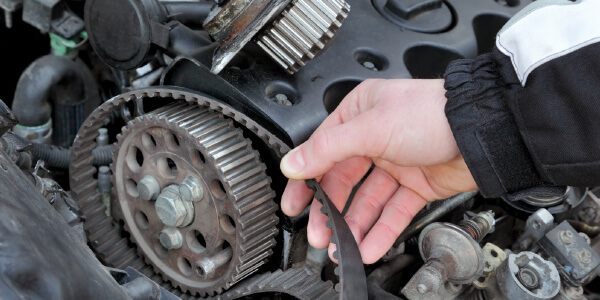 Serpentine Belt Alignment and Wear - Know Your Parts