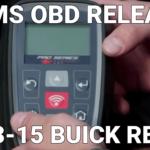 Regal OBD Relearn