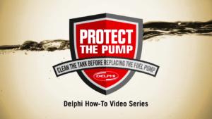 Clean Fuel Tank Protect Fuel Pump
