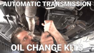 Automatic Transmission Oil Change Kits