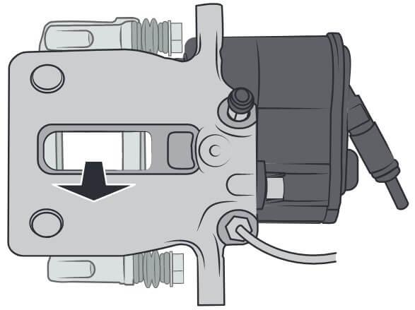 electric park brake