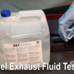 Diesel Exhaust Fluid Testing