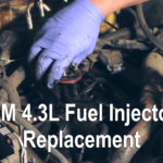 GM 4.3L Fuel Injector Replacement