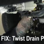 Dorman OE Fix Twist Oil Drain塞