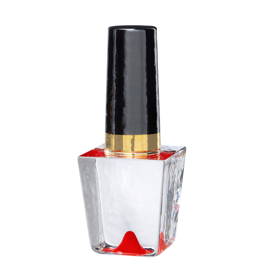 Make Up Nailpolish Bottle Red