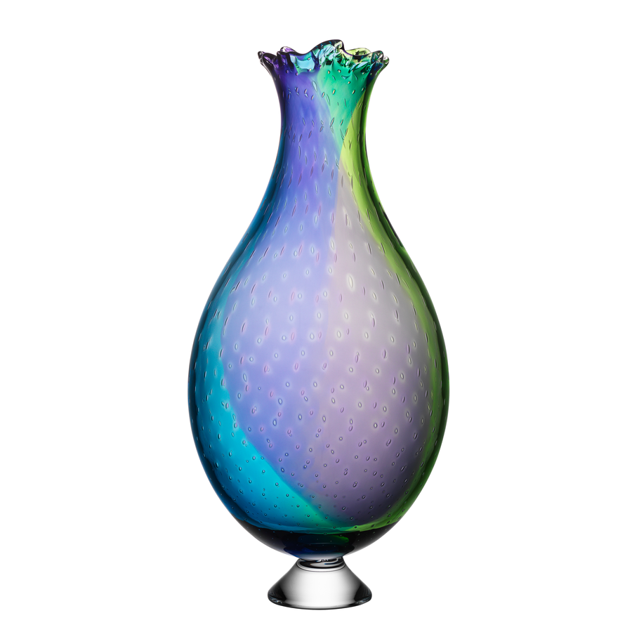 Poppy Vase Large Kosta Boda Us