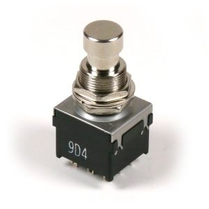 Alpha 3PDT Foot Switch
