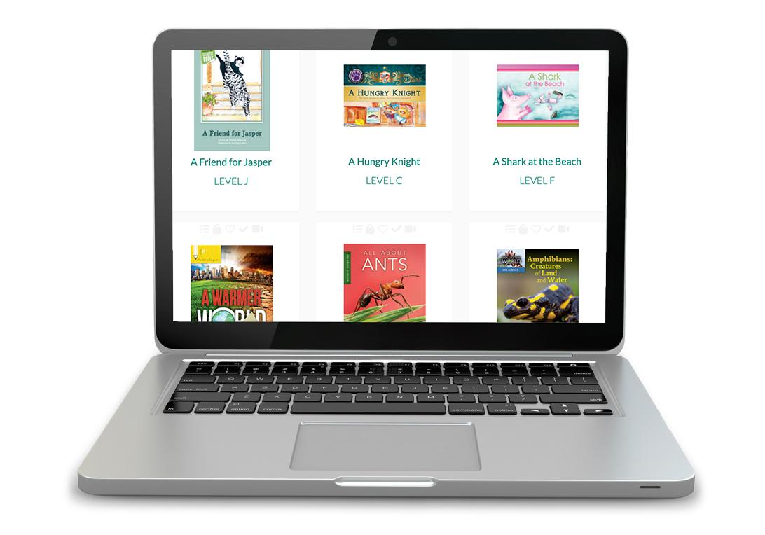 Digital Reader for the Home