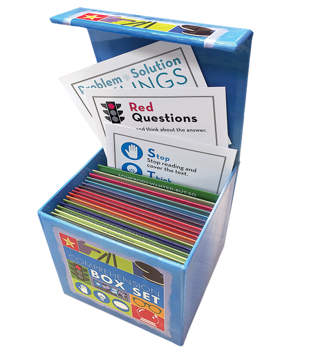 Comprehension Box Set