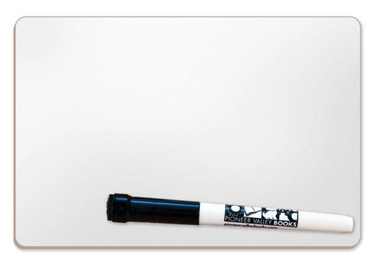 Dry-Erase Lapboard