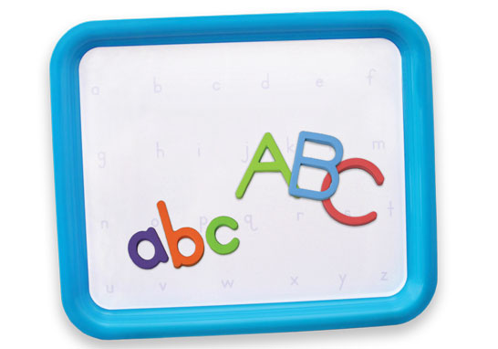 Magnetic Letter Tray