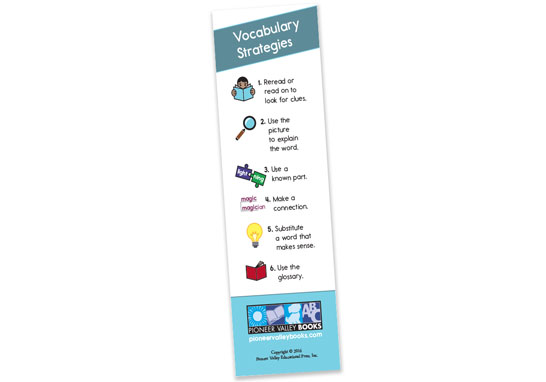 Vocabulary-Solving Cards (Pack of 25)