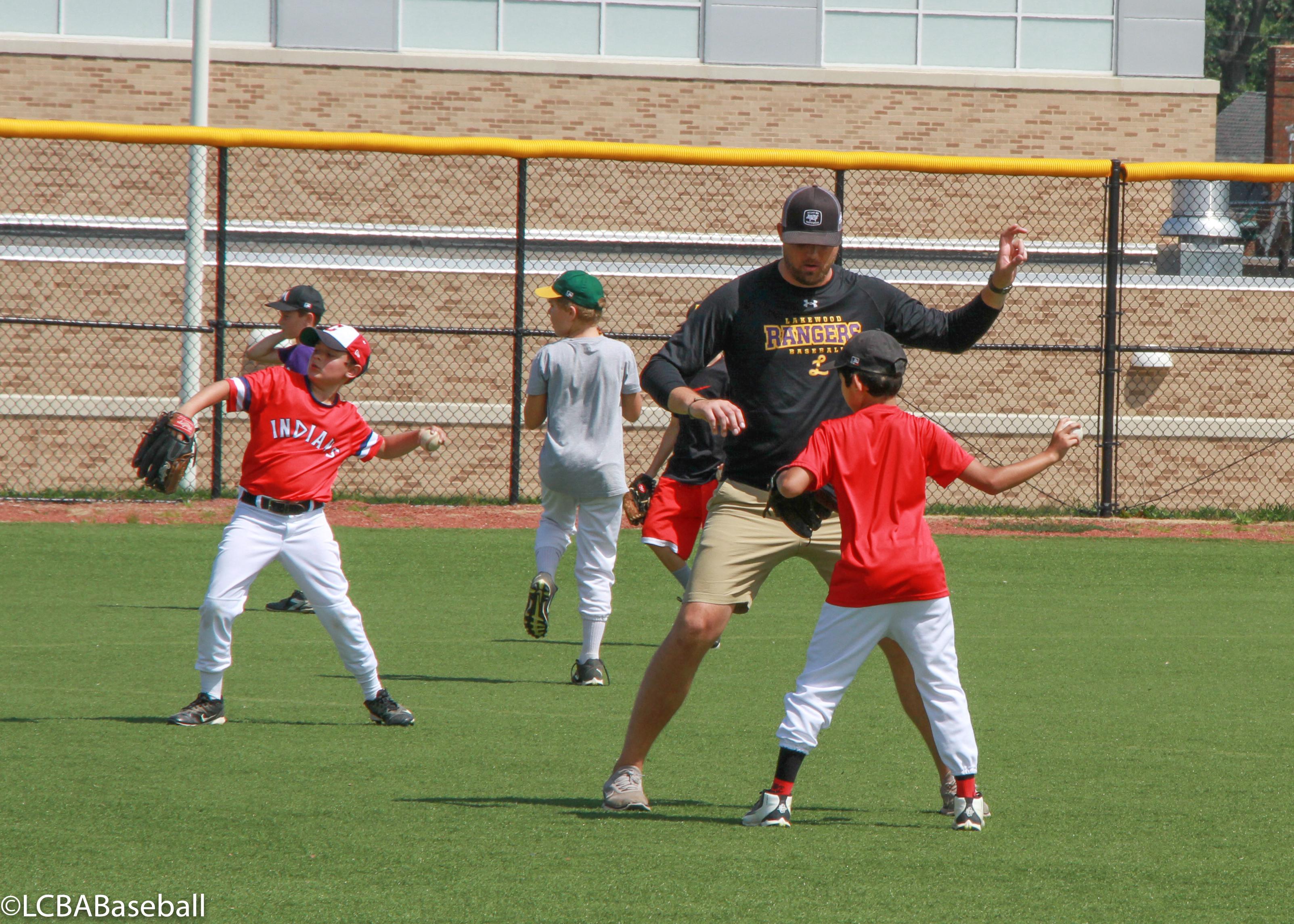 Players/Coaches Spring Baseball Camp
