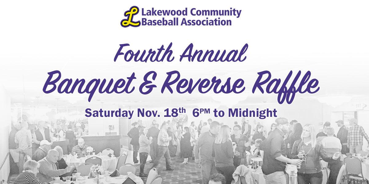 4th Annual LCBA Banquet & Reverse Raffle