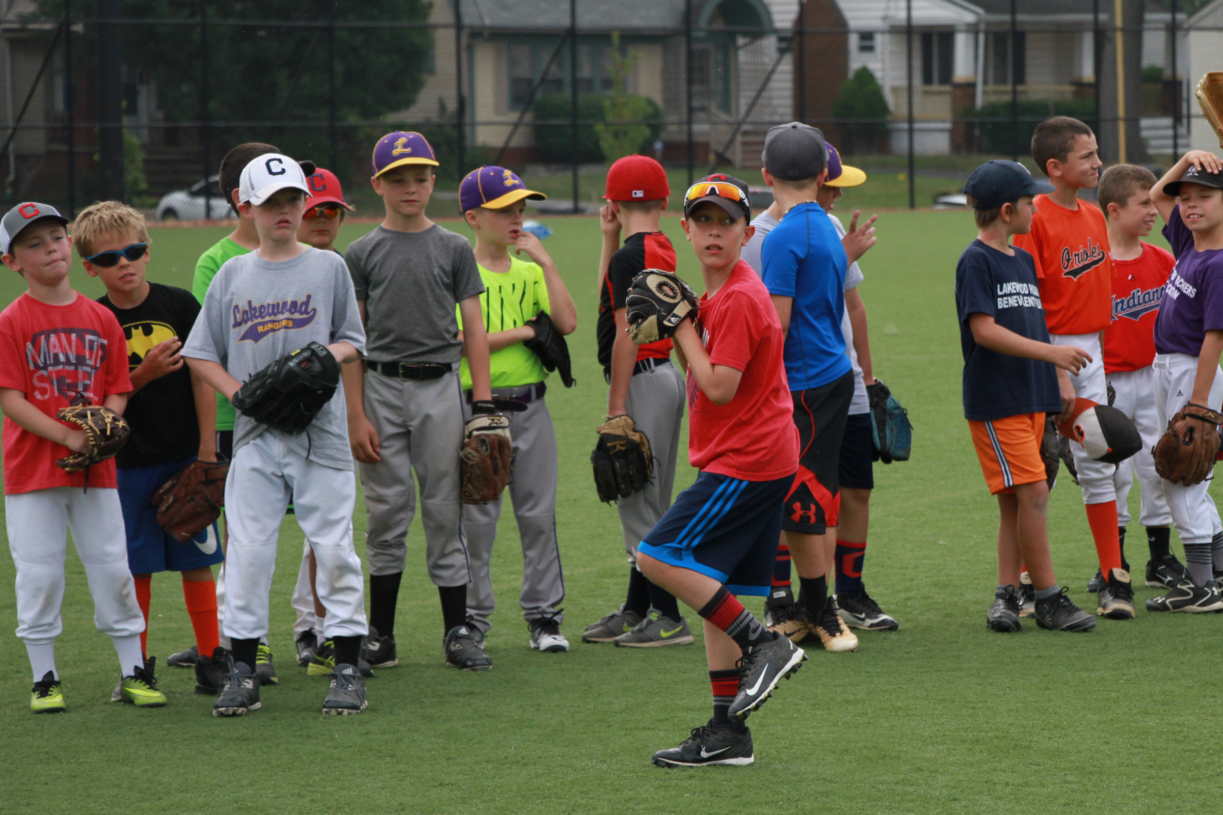 Players/Coaches Spring Baseball Camp