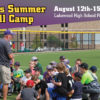 Lakewood Rangers Summer Baseball Camp 2019