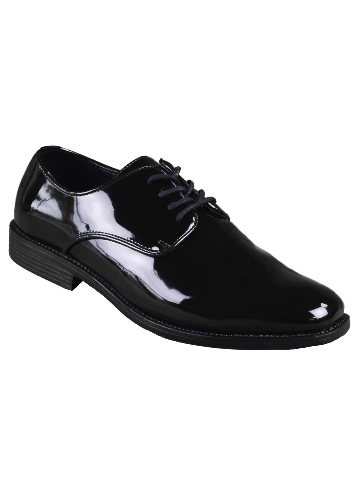 Classic Tie Shoes | Louie's Tux Shop