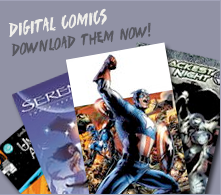 Digital Comics: Download them now!