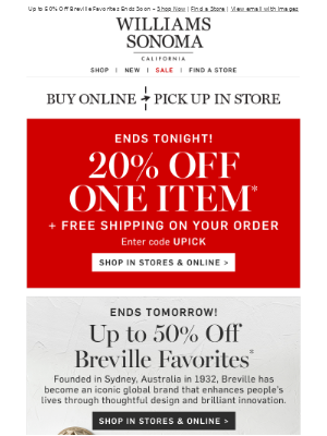 Thoughtful Design & Brilliant Innovation--The Best of Breville