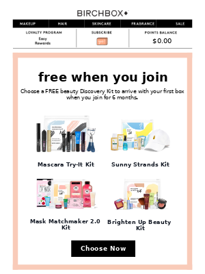 Get a FREE Beauty Kit (Before They Run Out!)
