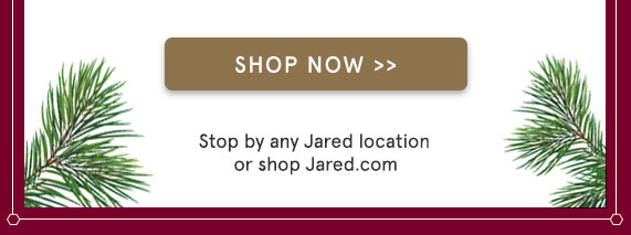 Jared email example Save up to 100 at Your Nearest Jared The