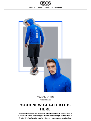 That new-new from Calvin Klein