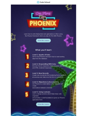 Spark your learning with Phoenix