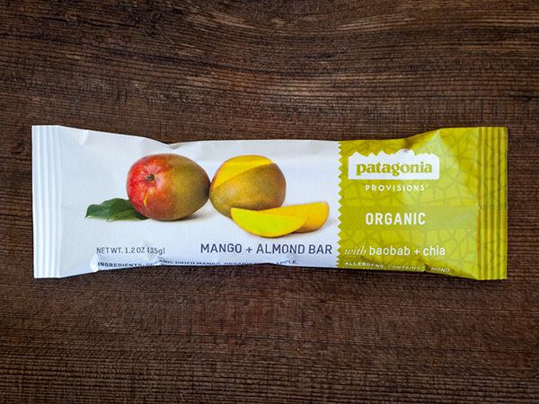 Organic Mango + Almond Bars